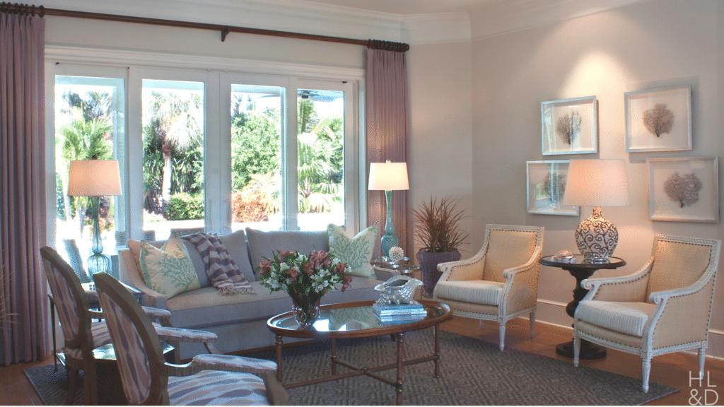 Passion For Purple Vero Beach Home Vero Beach Interiors Vero Beach Home Decor