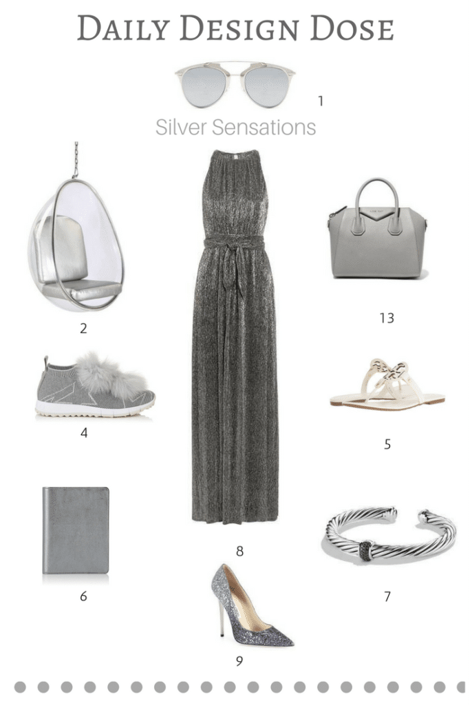 fashion finds in silver home life & design