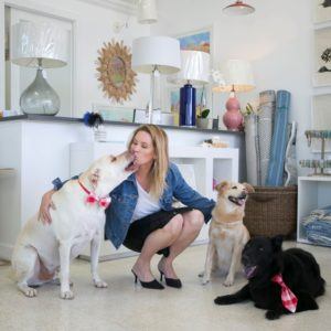 Jill Shevlin Vero Beach Interior Designer - Blogger - Dog Mom - Phot Stylist