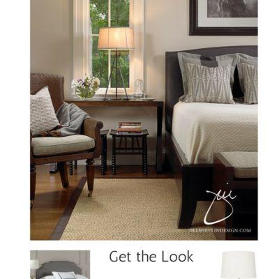 Get the Look – Bedroom