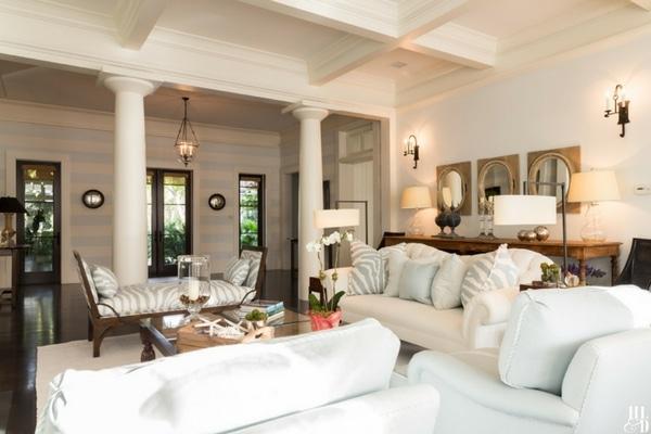Peter Moor Architect, John's Island, Vero Beach Interiors, Home Life & Design
