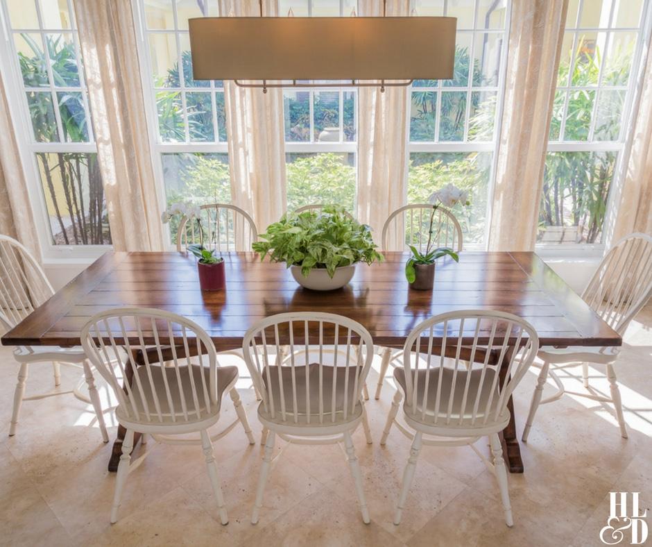 Courtyard Living, Orchid Island Homes, Vero Beach Courtyard Homes, Jill Shevlin Design, Vero Beach Inteior Designer, Breakfast Room
