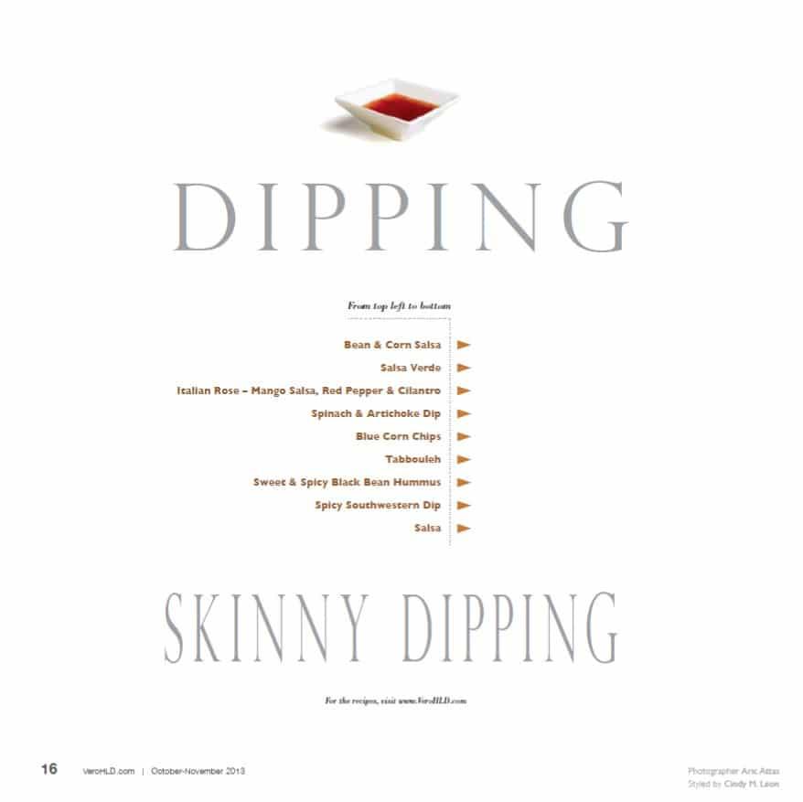 Dipping! Chips & Dip Recipes 1