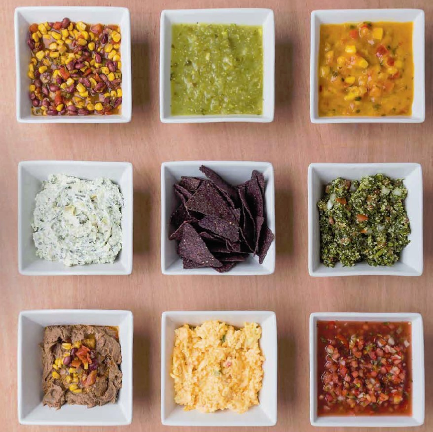 Dipping! Recipes for Chips & Dip