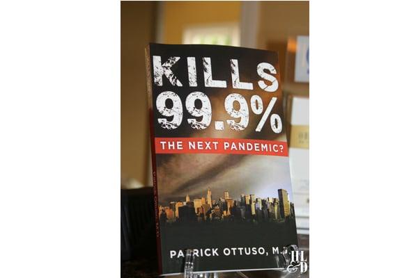 Dr. Patrick Ottuso, Vero Beach Dermatologist, Kills 99.9% The Next Pandemic