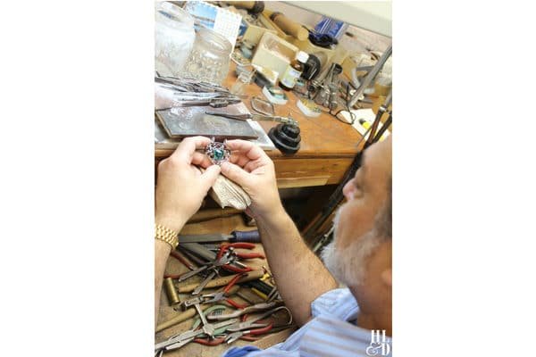 Gary Dulac Goldsmith, Custom Jewelry, Vero Beach Goldsmith, Home Life & Design