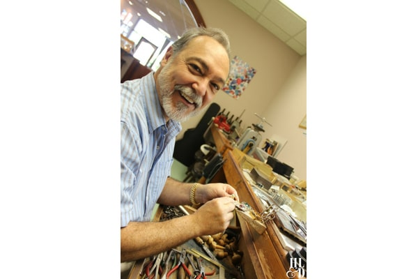 Gary Dulac Goldsmith, Custom Jewelry, Vero Beach Goldsmith, Vero Beach Jeweler, Home Life & Design