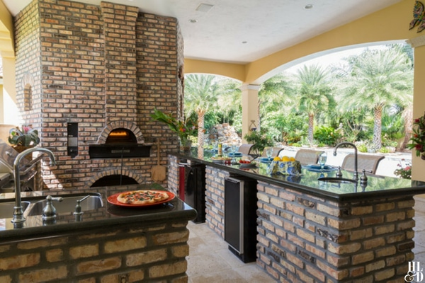 Four Distinctly Different Styles In The KITCHEN
