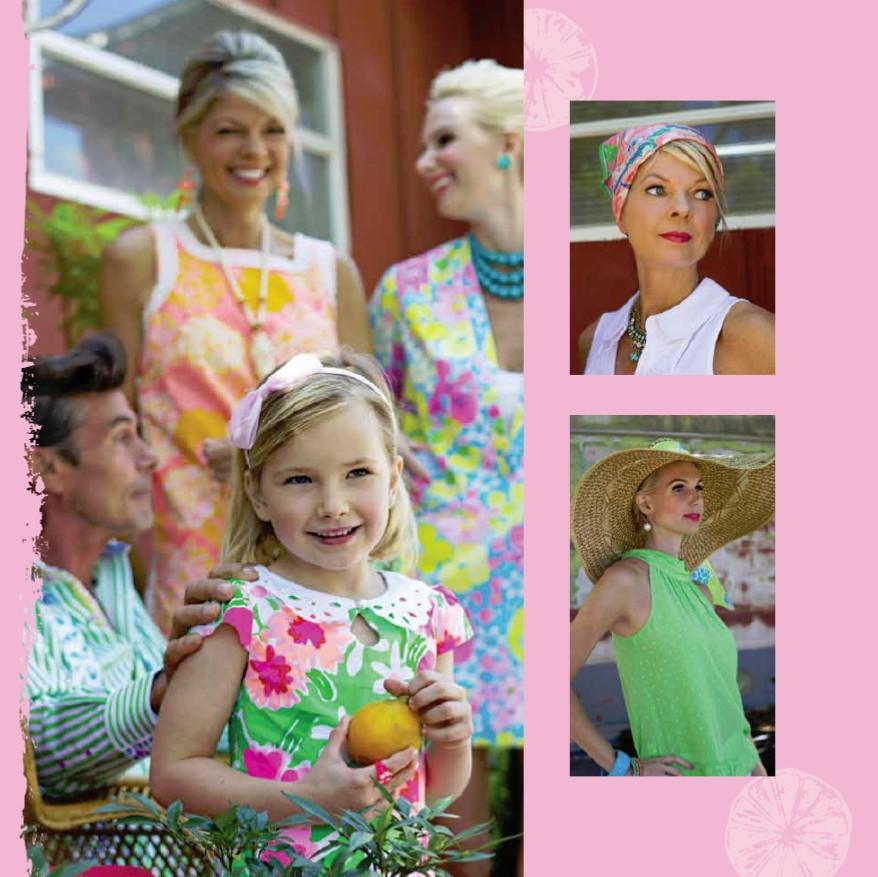 Lilly Pulitzer Fashion - Lazy Daisy, Tusk, Nancy's Vintage Warehouse - Home Life & Design