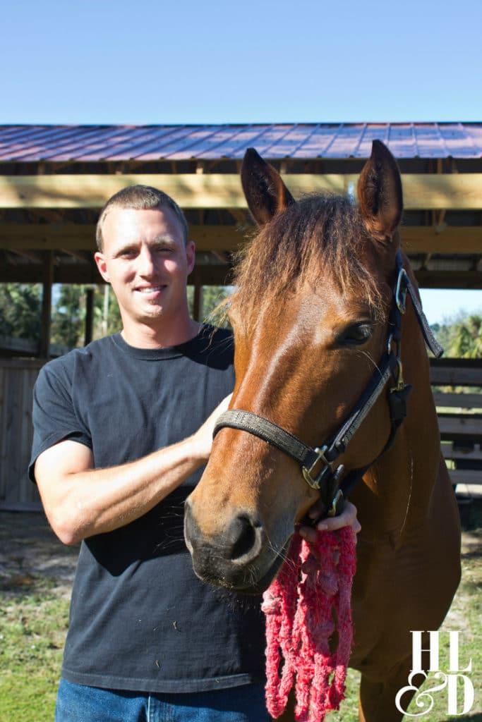 Florida Equestrian Foundation - Fellsmere Florida - Healing Horses