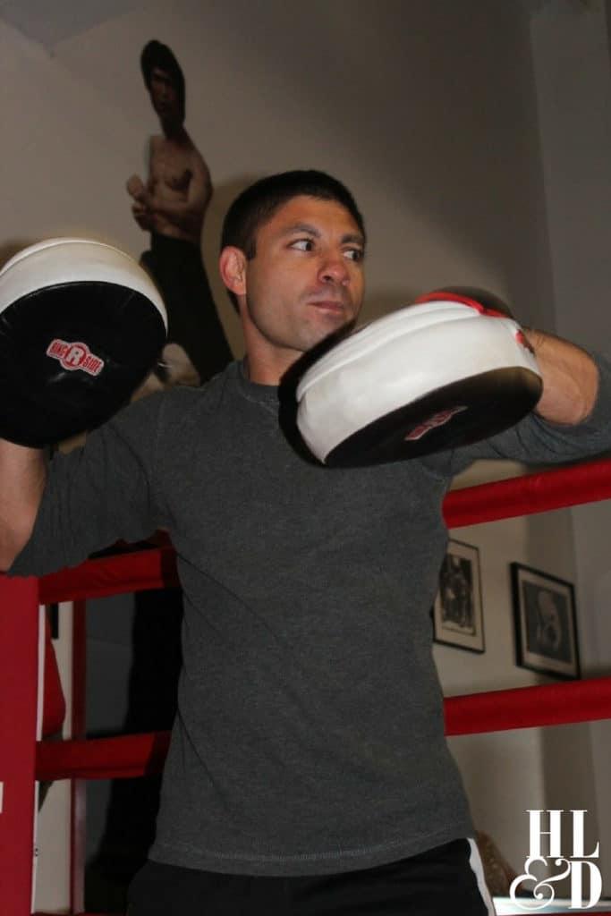 Gus Curren - House of Champions Boxing Club Vero Beach