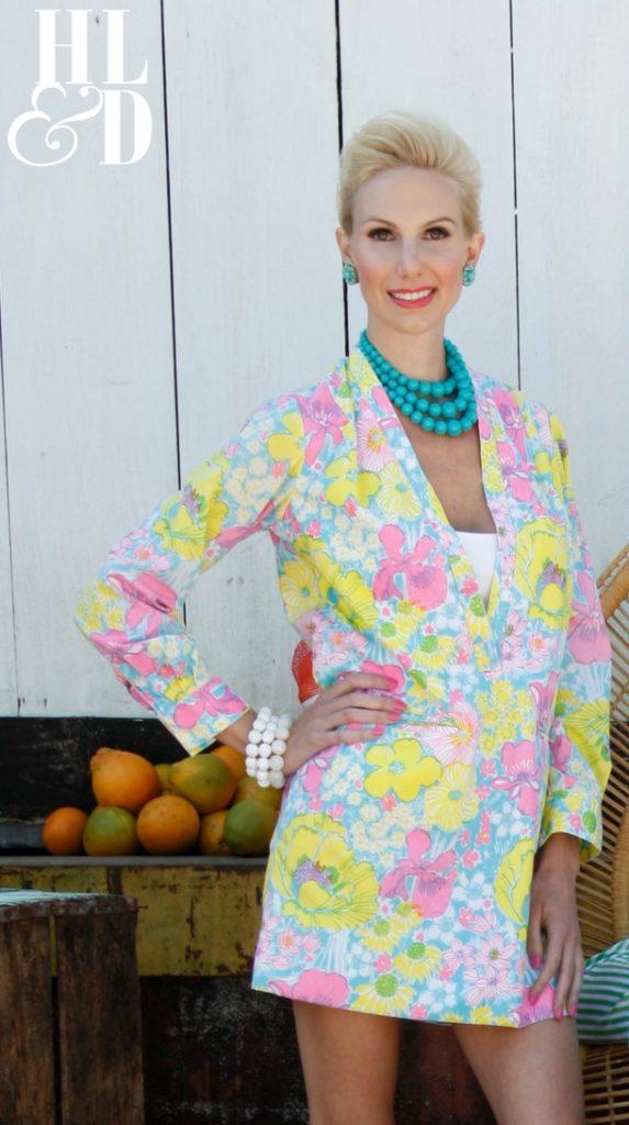 Lilly Pulitzer Fashion - Nancy's Vintage Warehouse - Lazy Daisy - Tusk - Azalea's - Home Life & Design - Vintage Lilly Pulitzer
