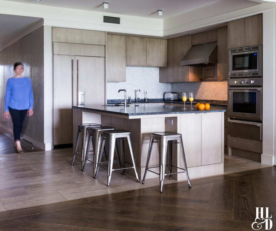 Modern Masterpiece Kitchen