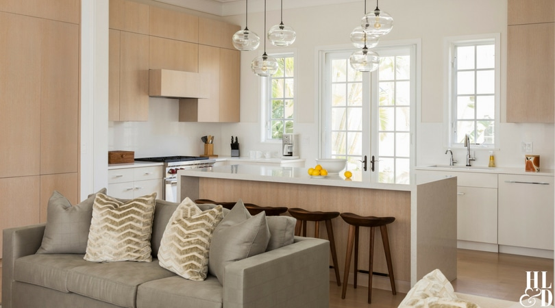 Open Concept Home Transformation - Windsor Homes - RCL Development - Hoos Architecture - Home Life & Design