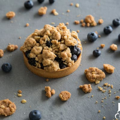 Blueberry Ginger Muffin Recipe