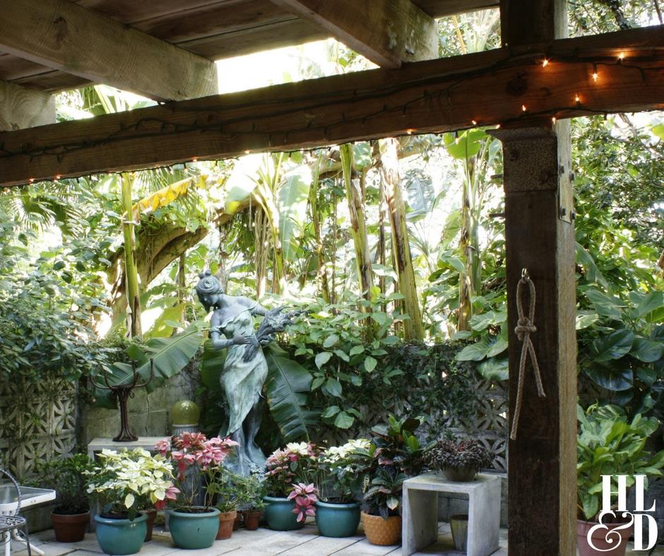 Waldo's Secret Garden - Vero Beach