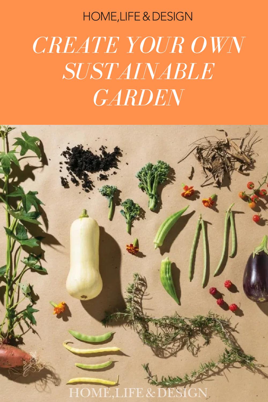 Create Your Own Sustainable Garden Inteiror Designer Jill Shevlin's Vero Home Life & Design